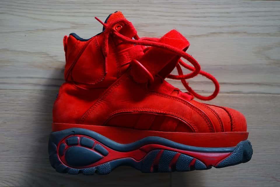 platform cipők